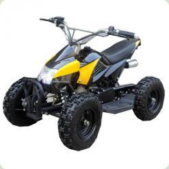 Электромобиль Bambi HB-6 EATV 800-2-6 Черно-желтый