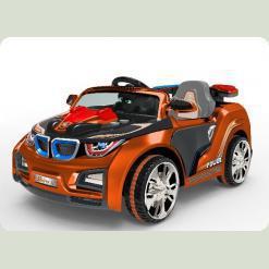 Электромобиль Bambi HL 518 R-7 (р/у) Оранжевый