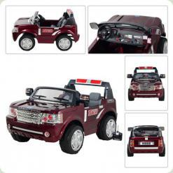 Электромобиль Bambi JJ 205 RS-3 (р/у) Dark Red