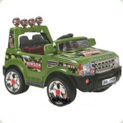 Электромобиль Bambi JJ012 R-2-10 (р/у) Green