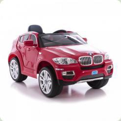 Электромобиль Bambi JJ258 R-3 BMW X6 (р/у) Красный