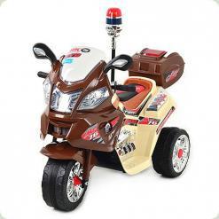 Электромобиль Bambi JT015-13 Бежевый