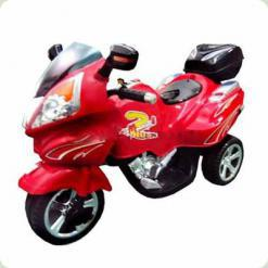 Электромобиль Bambi JY2058 (р/у) Red (M0416)
