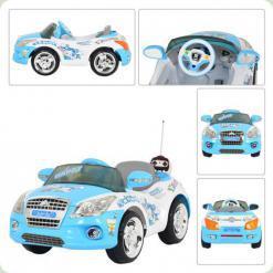 Электромобиль Bambi M 0411 R-1-4 (на р/у) Blue/White