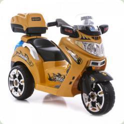 Электромобиль Bambi M 0664 Желтый