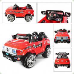 Электромобиль Bambi M 1567 R-3 (р/у) Красный
