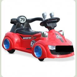 Электромобиль Bambi M 1568 R-3 (р/у) Красный