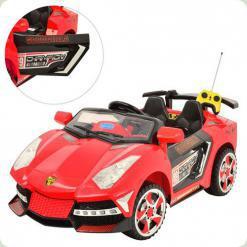 Электромобиль Bambi M 1572 R 3 Красный
