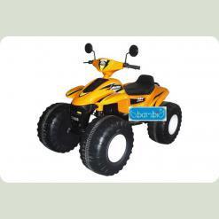 Электромобиль Bambi M 1714-7 Оранжевый