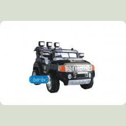 Электромобиль Bambi M 1723 R-2 Черный