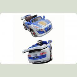 Электромобиль Bambi M0560 (р/у) Голубой