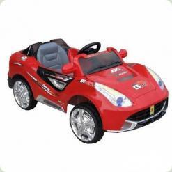 Электромобиль Bambi M0715 (р/у) Красный