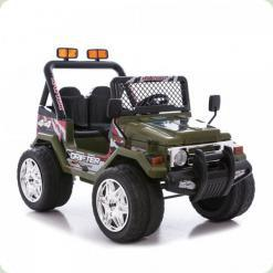 Электромобиль Bambi S618 R-10 (р/у) (2 мотора, 2 аккумулятора) Khaki