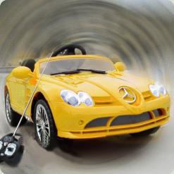 Электромобиль Bambi SLR-722SR-6 (р/у) Yellow