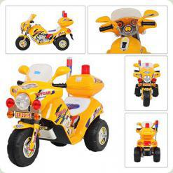 Электромобиль Bambi ZP2019 Yellow