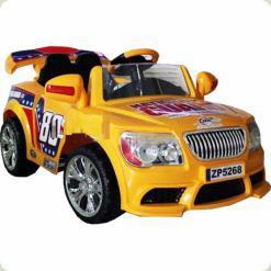 Электромобиль Bambi ZP5268R-6 (р/у) Желтый