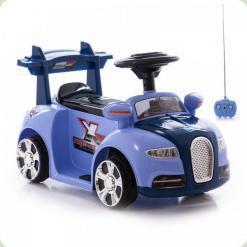Электромобиль Bambi ZPV 001 R-11 Bugatti (р/у) Lilac
