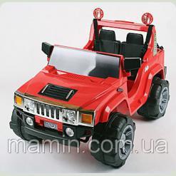 Электромобиль детский 2-х местный Джип Hummer А 26-3, Bambi