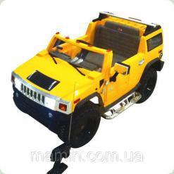 Электромобиль детский Джип DX 1206 R-6 Hummer на р/у, Bambi