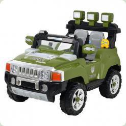 Электромобиль детский Джип M 1723 R-10 Хаммер на р/у, Bambi