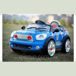 Электромобиль детский JE-118-R-4 Mini Cooper, Bambi на р/у