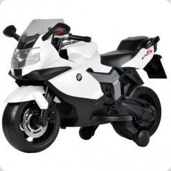 Электромобиль-мотоцикл Bambi BMW 1300s Белый (Z 283-1-2)