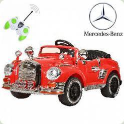 Электромобиль Ретро  M 2390 R-3, красный