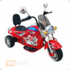 Электромотоцикл Alexis-Babymix HAL-500 red