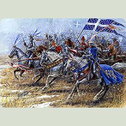 Французские рыцари XV вв
