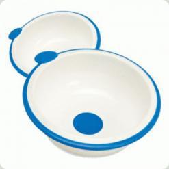 Глубокие тарелочки для кормления Dr. Brown's 2 шт (730)