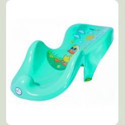 Горка д/купания Tega пластик. Balbinka TG-014 turquoise