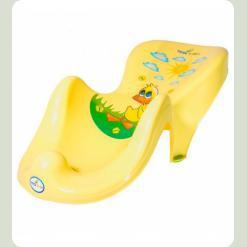 Горка д/купания Tega пластик. Balbinka TG-014 yellow