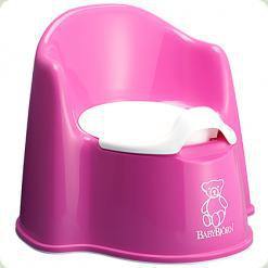 Горшок BabyBjorn Potty Chair Розовый