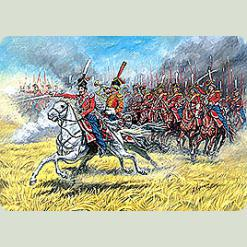 Гвардейские казаки 1812г.