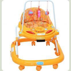 Ходунки Bambi JS302 Orange