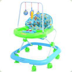 Ходунки Bambi JS304 Green/Blue