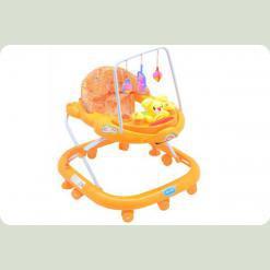 Ходунки Bambi M0228 Оранжевый