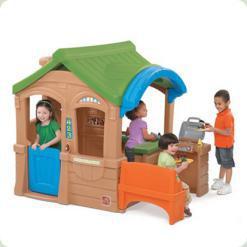 Игровой домик Домик с грилем