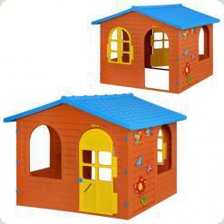 Игровой домик Mochtoys 10630 Garden House