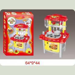 Игровой набор Bambi 383-016 Кухня Красный