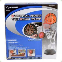 Игровой набор Bambi Баскетбол + Дартс (MS 0609)