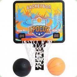 Игровой набор Bambi M 1036 Баскетбольное кольцо