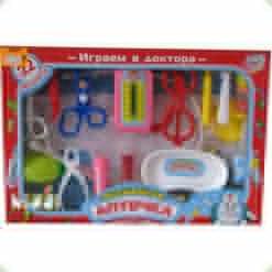 Игровой набор Joy Toy 2554 Доктор
