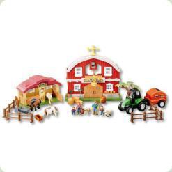 Игровой набор Keenway Ферма (30824)