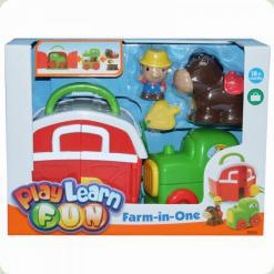 Игровой набор Keenway Ферма-матрешка (30833)