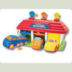 Игровой набор Keenway Мини-гараж (12332)