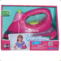 Игровой набор Keenway Play Home Утюг (21678)