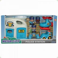 Игровой набор Keenway Полицейский участок (32805)