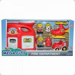 Игровой набор Keenway Пожарная станция (32804)