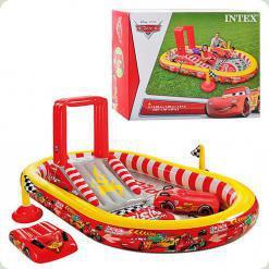 Игровой центр Intex Disney Cars (57134)